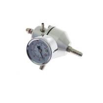 Benzinnyomás szabályzó, FPR, regulator - univerzális FPR04 Ezüst